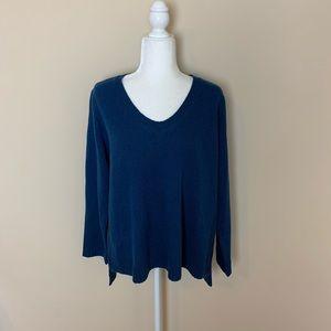 Eileen Fisher merino wool blend sweater #1638